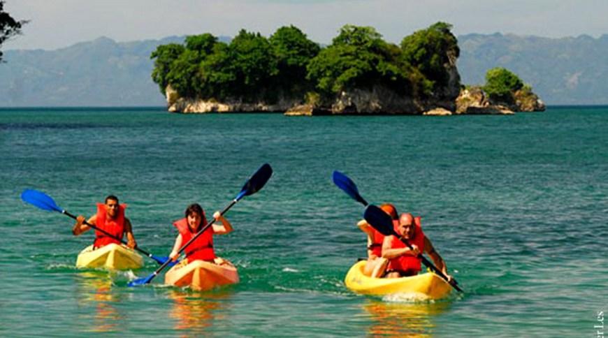 Tours en Kayaks